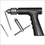 Cannulated Drill Handpiece