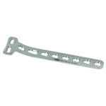 T-Buttress Locking Plate, 4.5mm